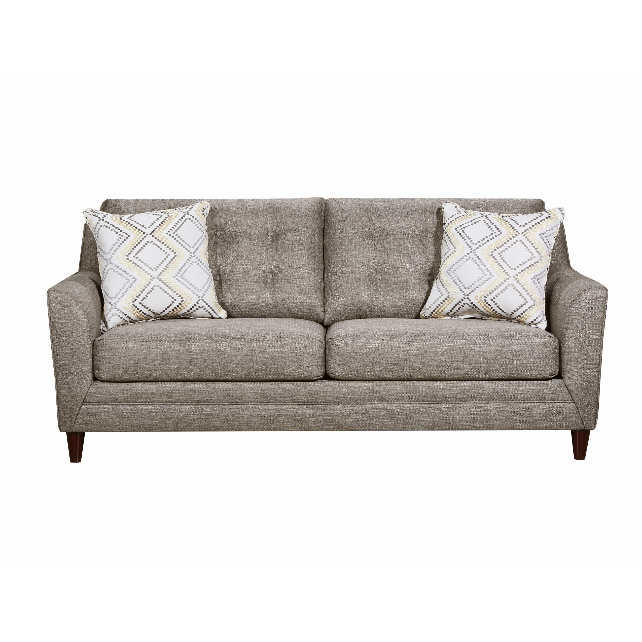 Jensen Sofa Bed Next Lane Essentials Jensen Grey Sofa