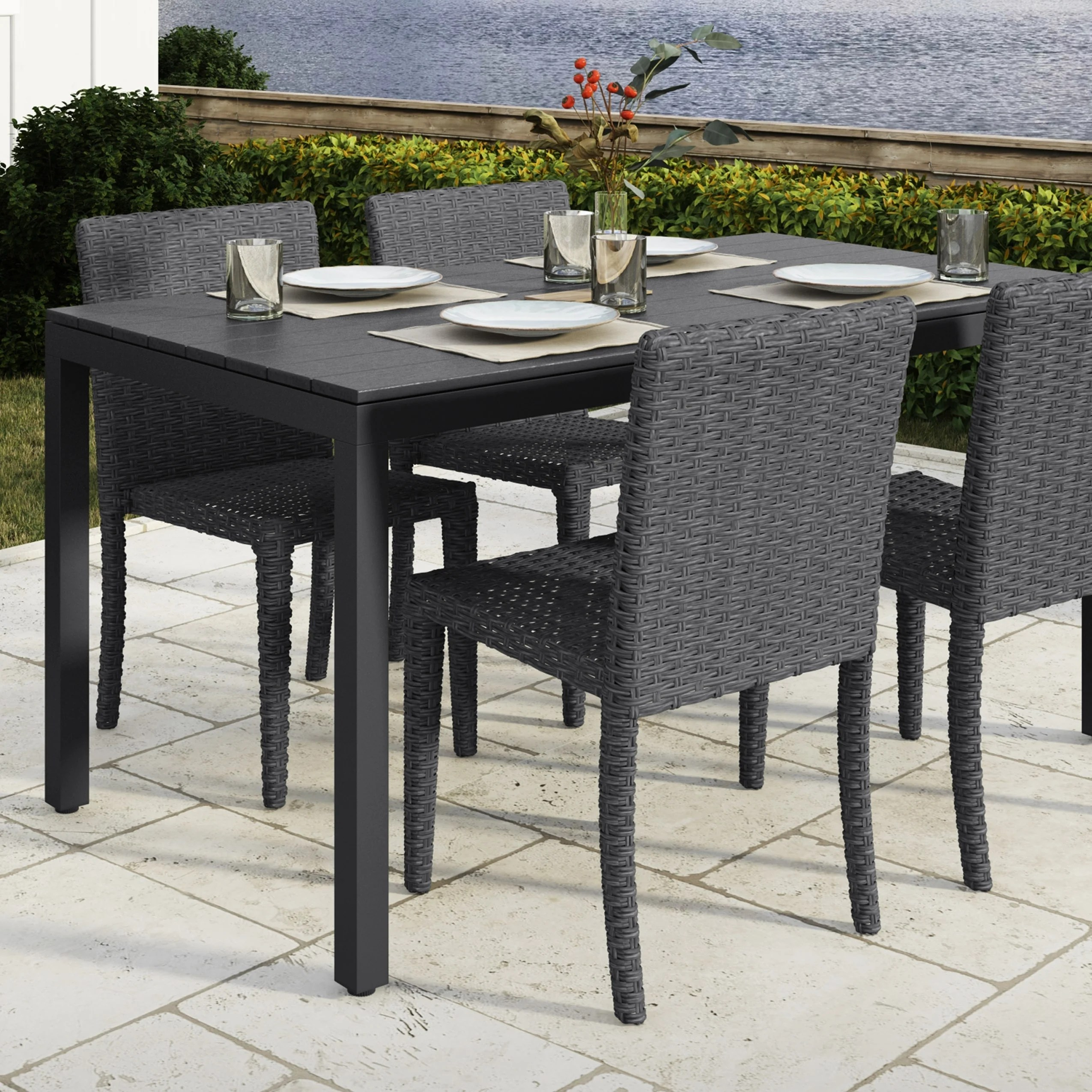 Dining Room Chairs Brisbane Brisbane Oblong Outdoor Dining Table