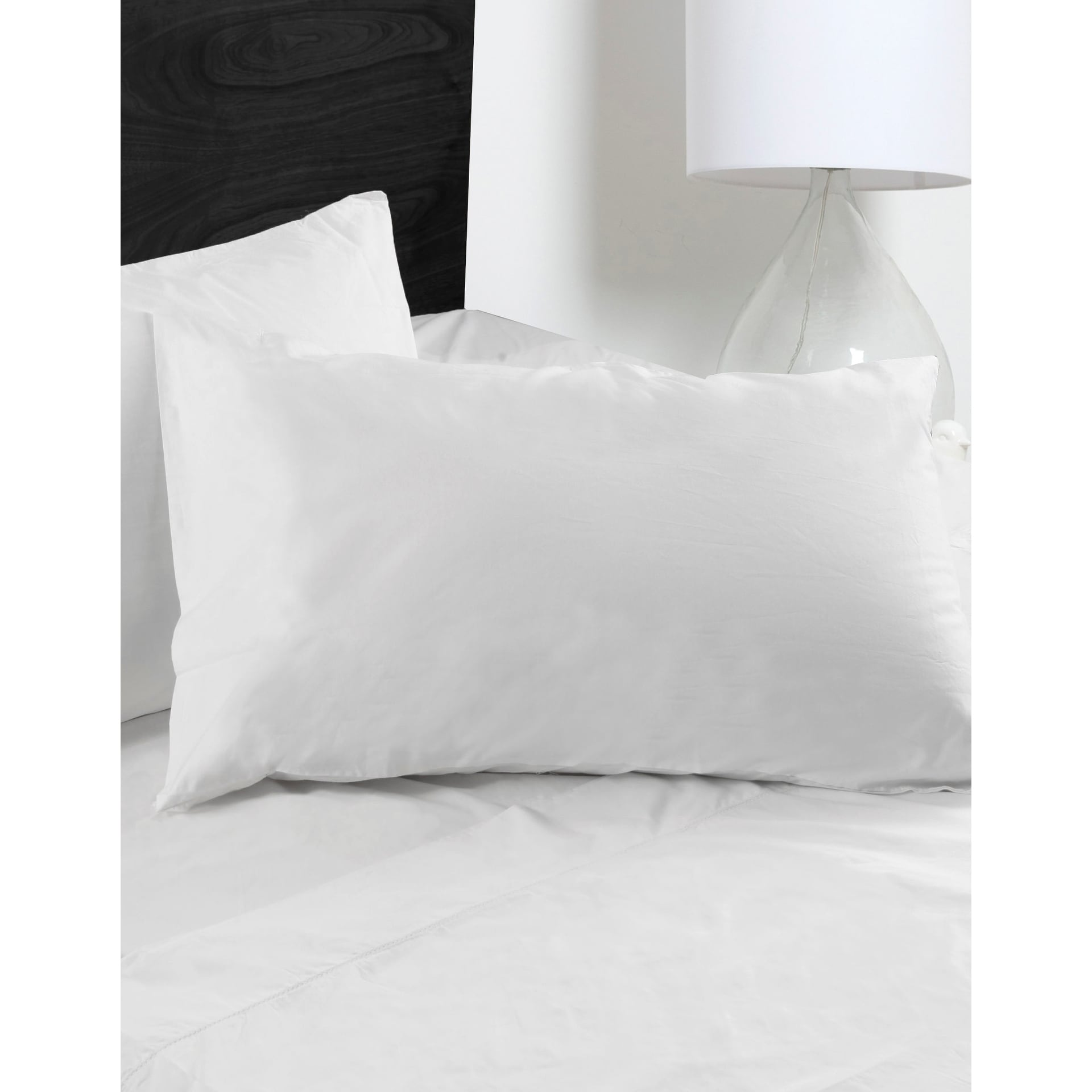 Standard Bed Pillows Studio 707 Microfiber Standard Bed Pillow 18x25 In