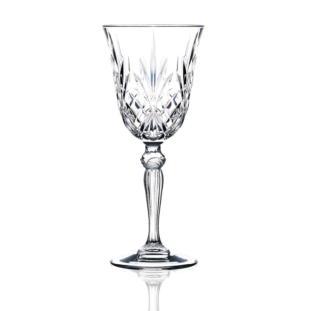 Wine Glasses Melodia Collection Crystal Wine Glasses Set Of 6