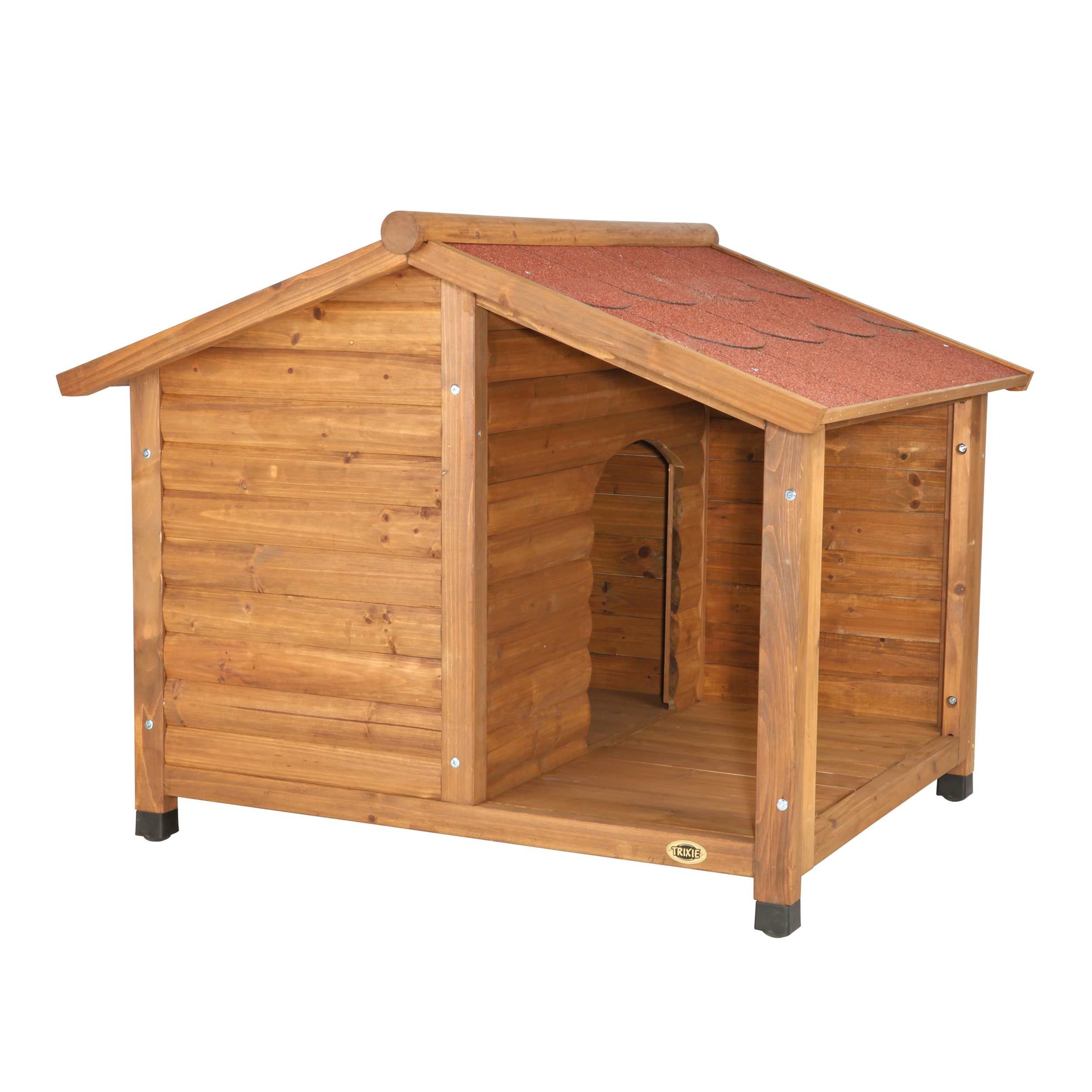 Dog House Trixie Rustic Dog House L