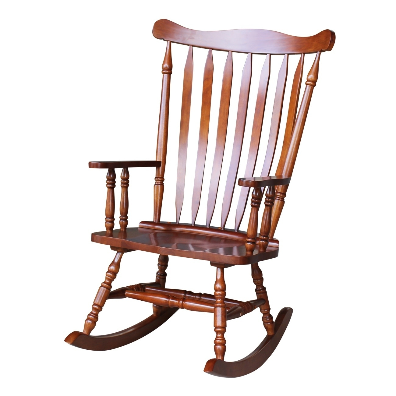 Rocking Chair Colonial Cherry Finish Rocking Chair 28