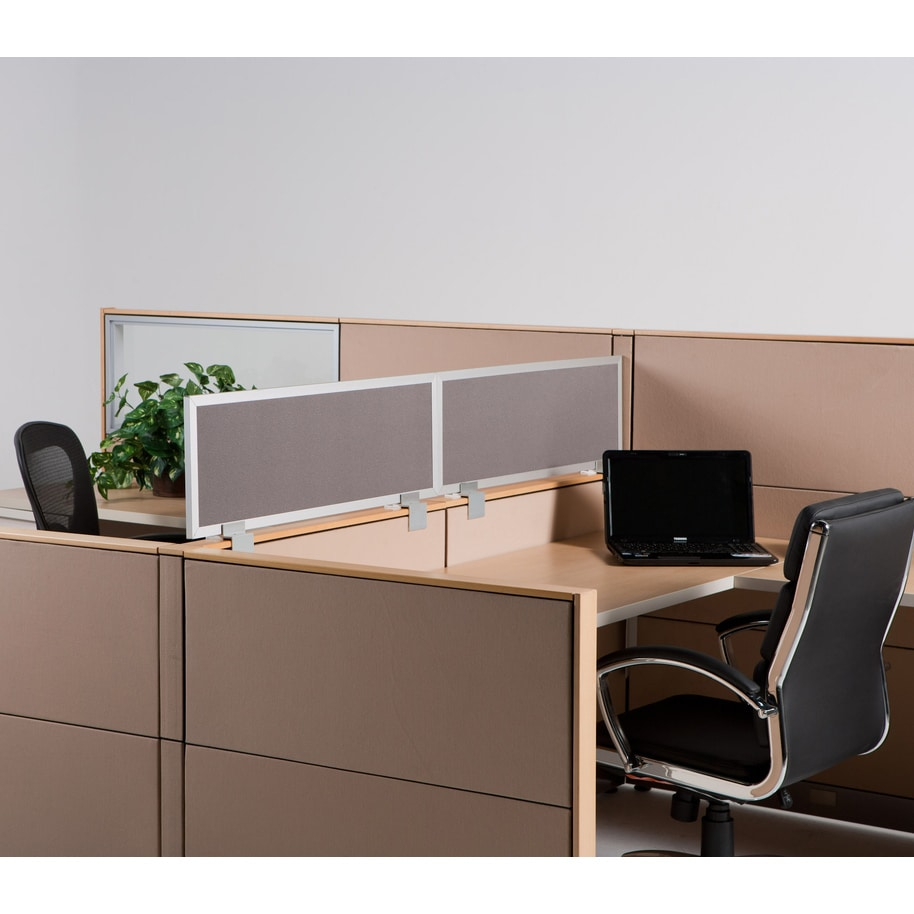 Cubicle Wall Planter Universal Plexi Glass Cubicle Wall Extender 12 Inch