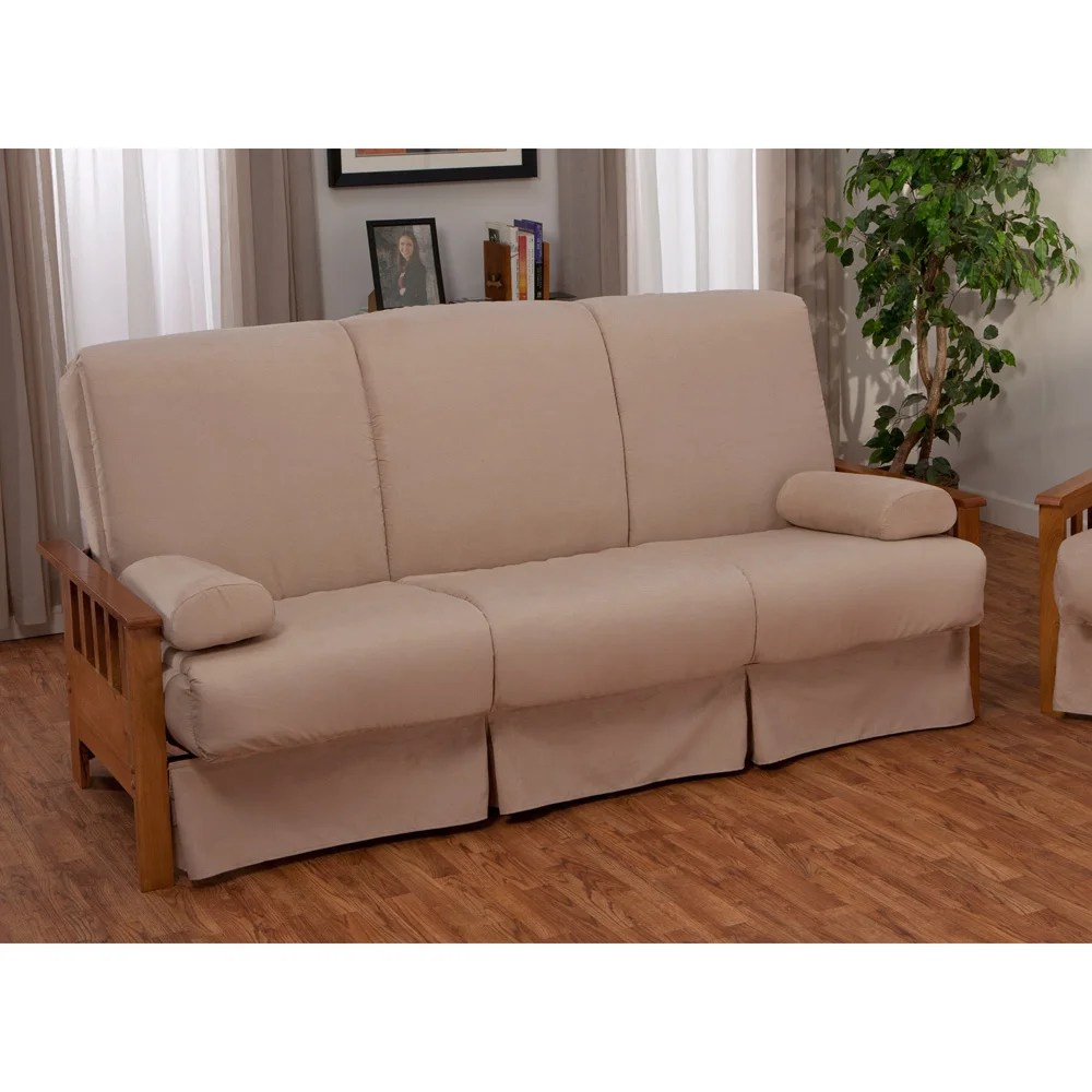 Sofa Queen Provo Perfect Sit Sleep Mission Style Pocketed Coil Pillow Top Sofa Queen Size Sleeper Bed