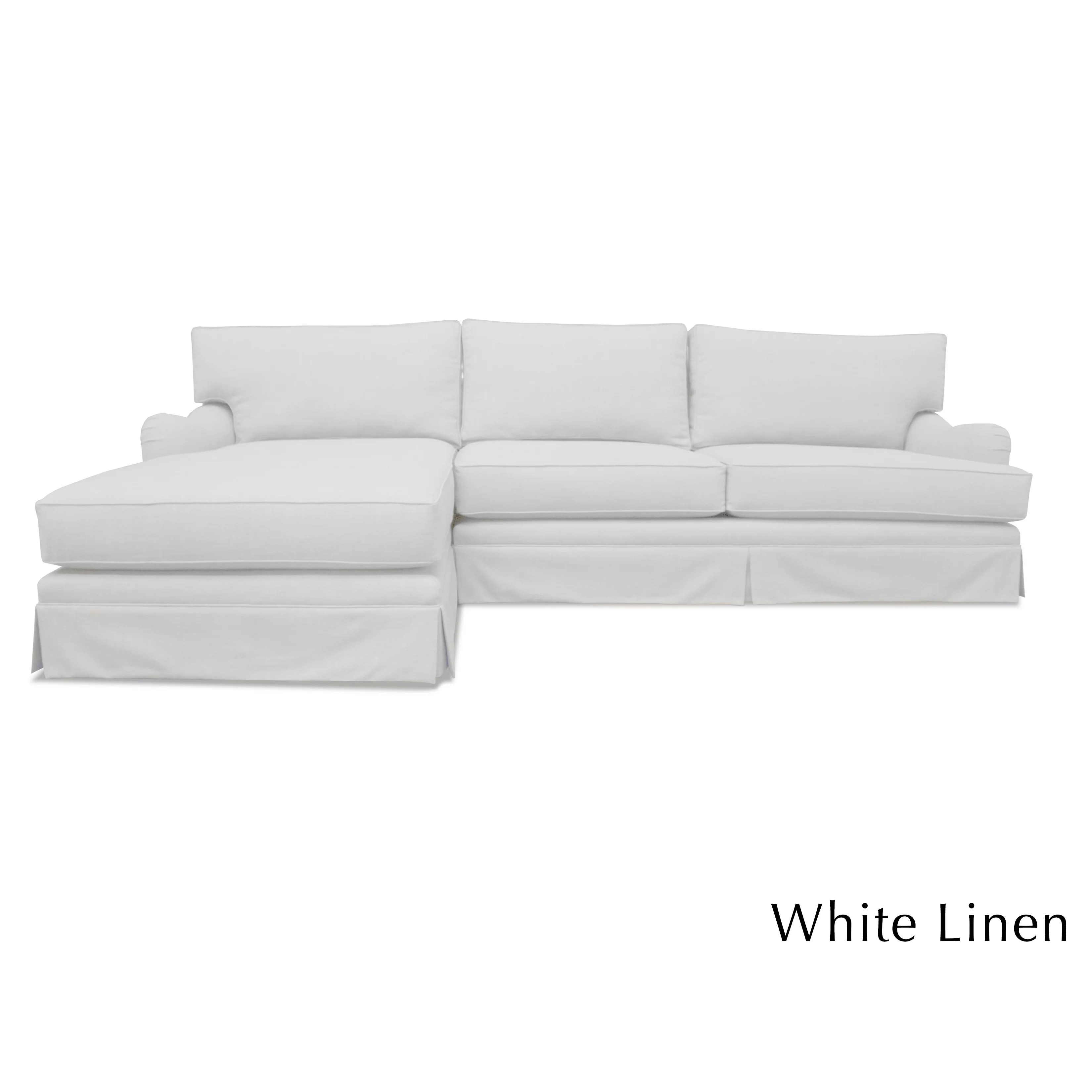 Chaise Darwin New England Linen Sofa And Chaise