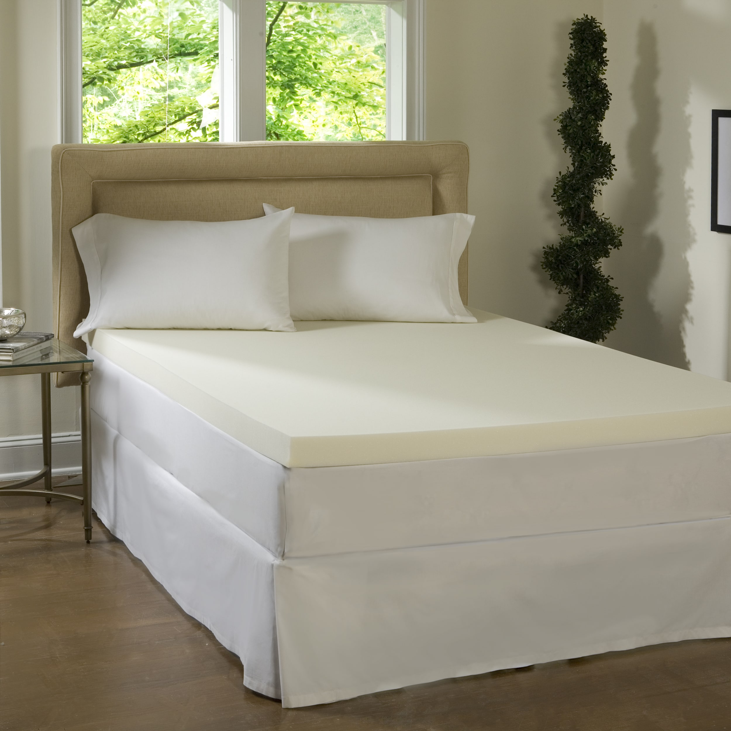 Extra Firm Mattress Topper Comforpedic Loft From Beautyrest 2 Inch Memory Foam Mattress Topper