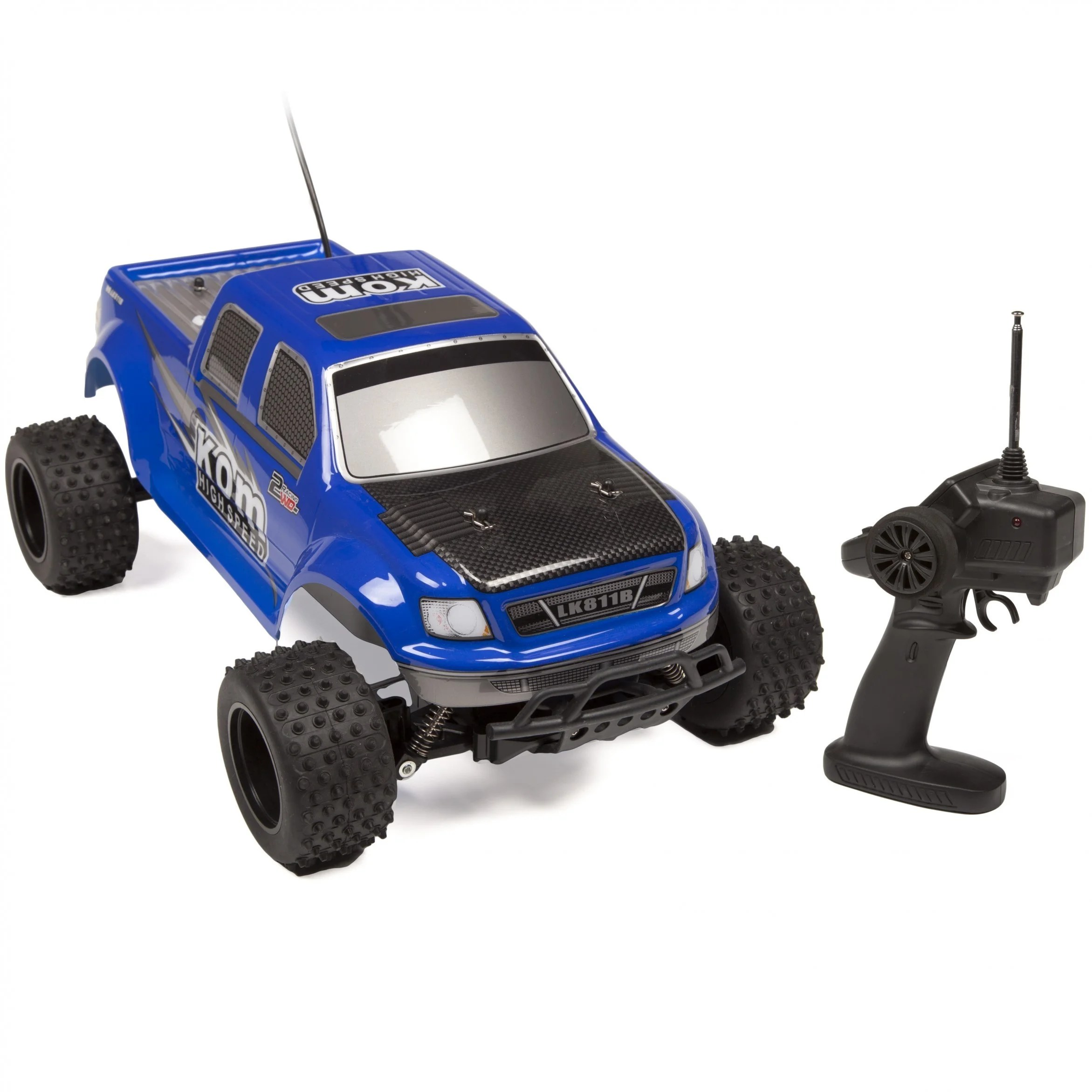 Rtr Rc Trucks Electric Reaper Blue Rtr Rc Truck
