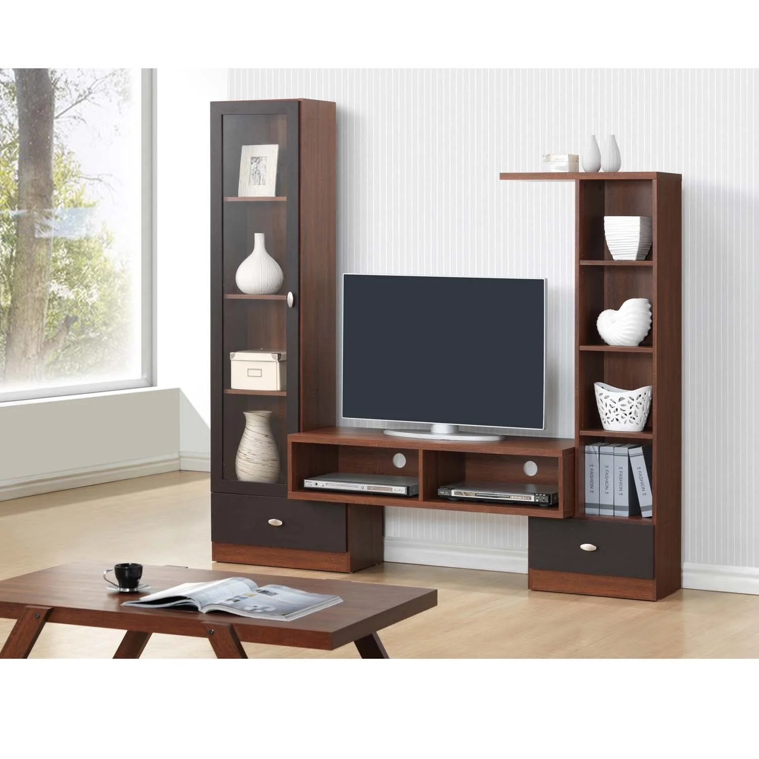 Design Tv Rack Cool Tv Rack With Tv Rack With Design Tv Rack Baxton Studio Empire Sonoma Oak Finishing Modern Tv Stand