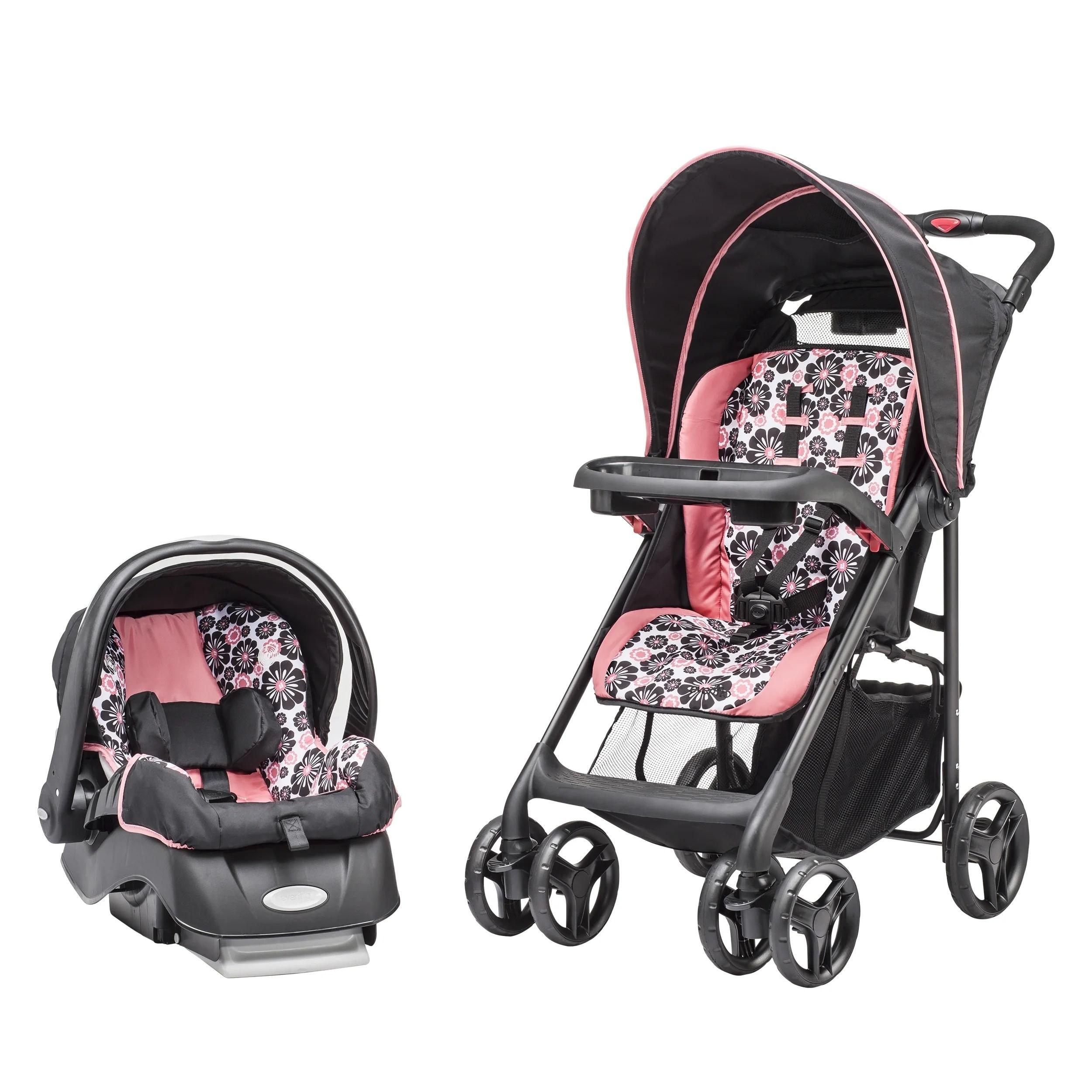 Evenflo Baby Travel System