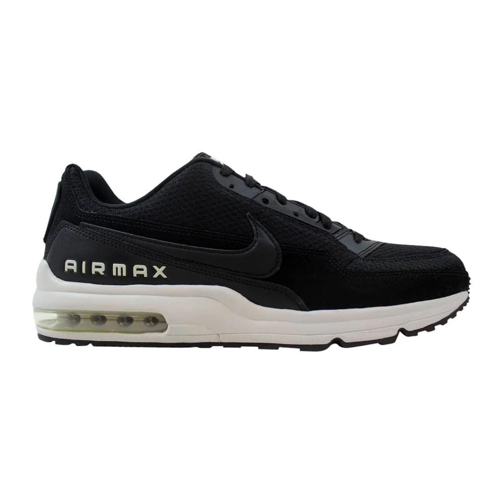 outlet store c953c 8bddc Nike Air Max Ltd 3 Premium Black Black Pale Grey 695484 005 Men S