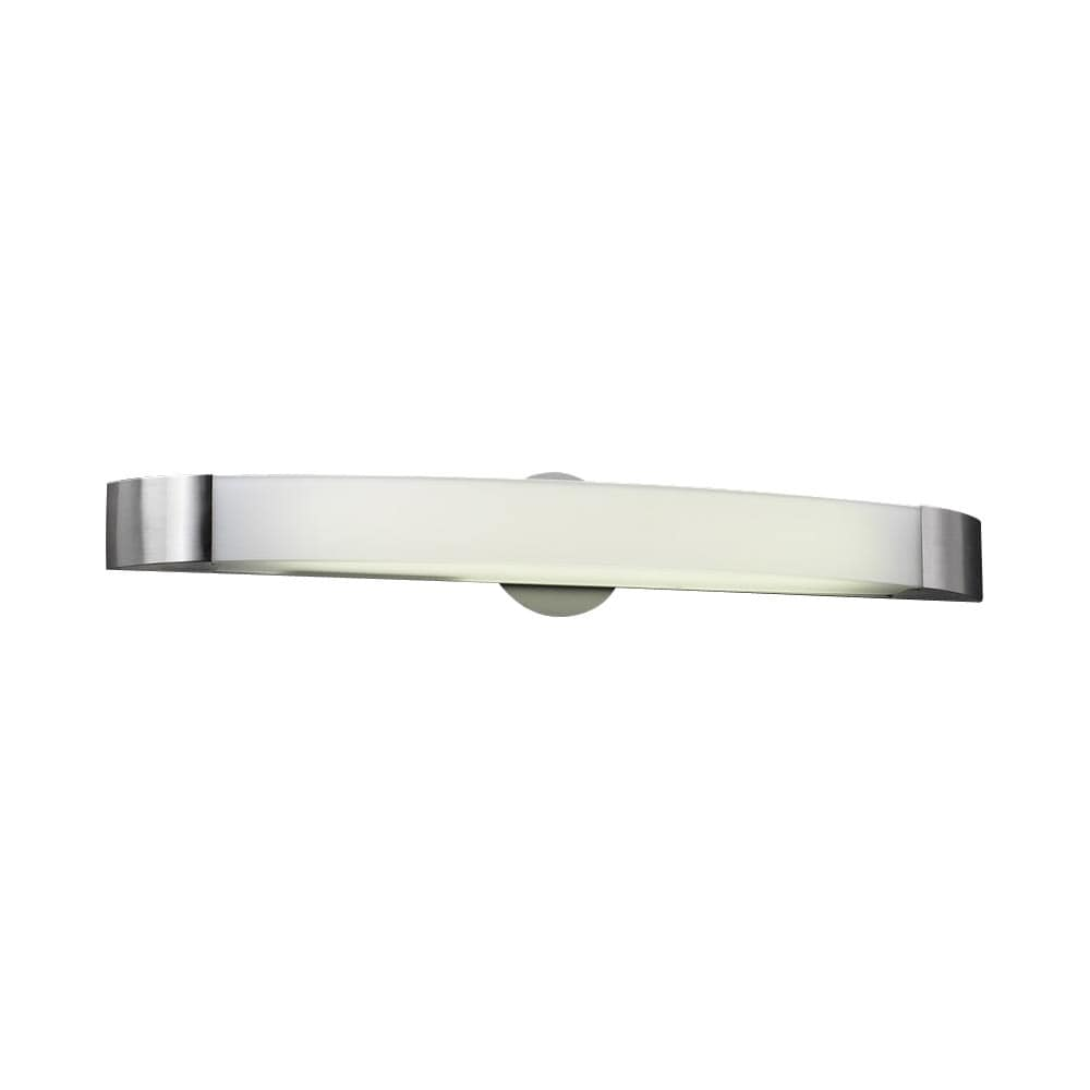 Bathroom Single Light Fixtures Plc Lighting Plc 3376 Single Light Bathroom Vanity Light Fixture From The Delany Collection Satin Nickel