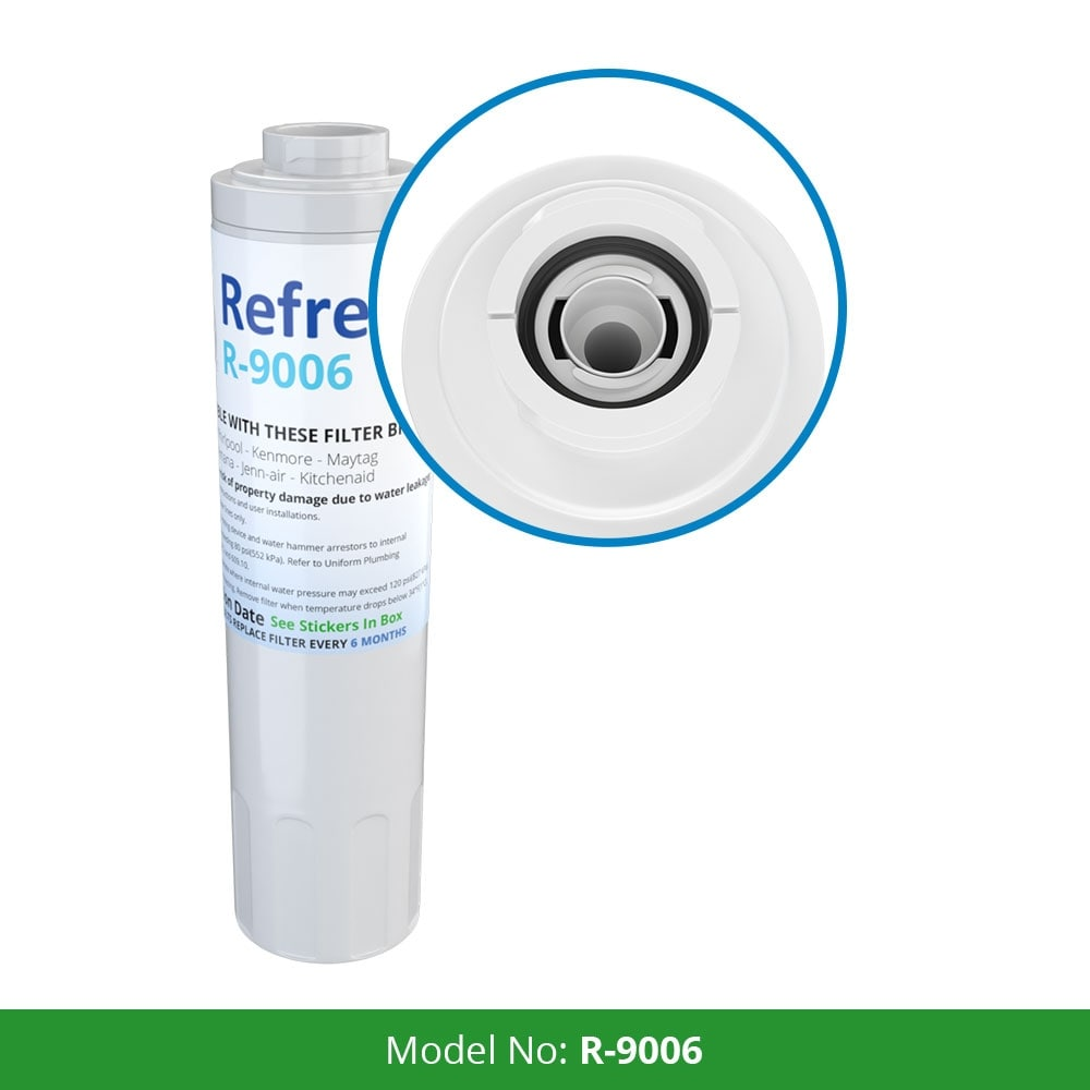 Kitchenaid Krfc300ess Replacement Water Filter For Kitchenaid Krfc300ess Refrigerator Water Filter By Refresh 4 Pack