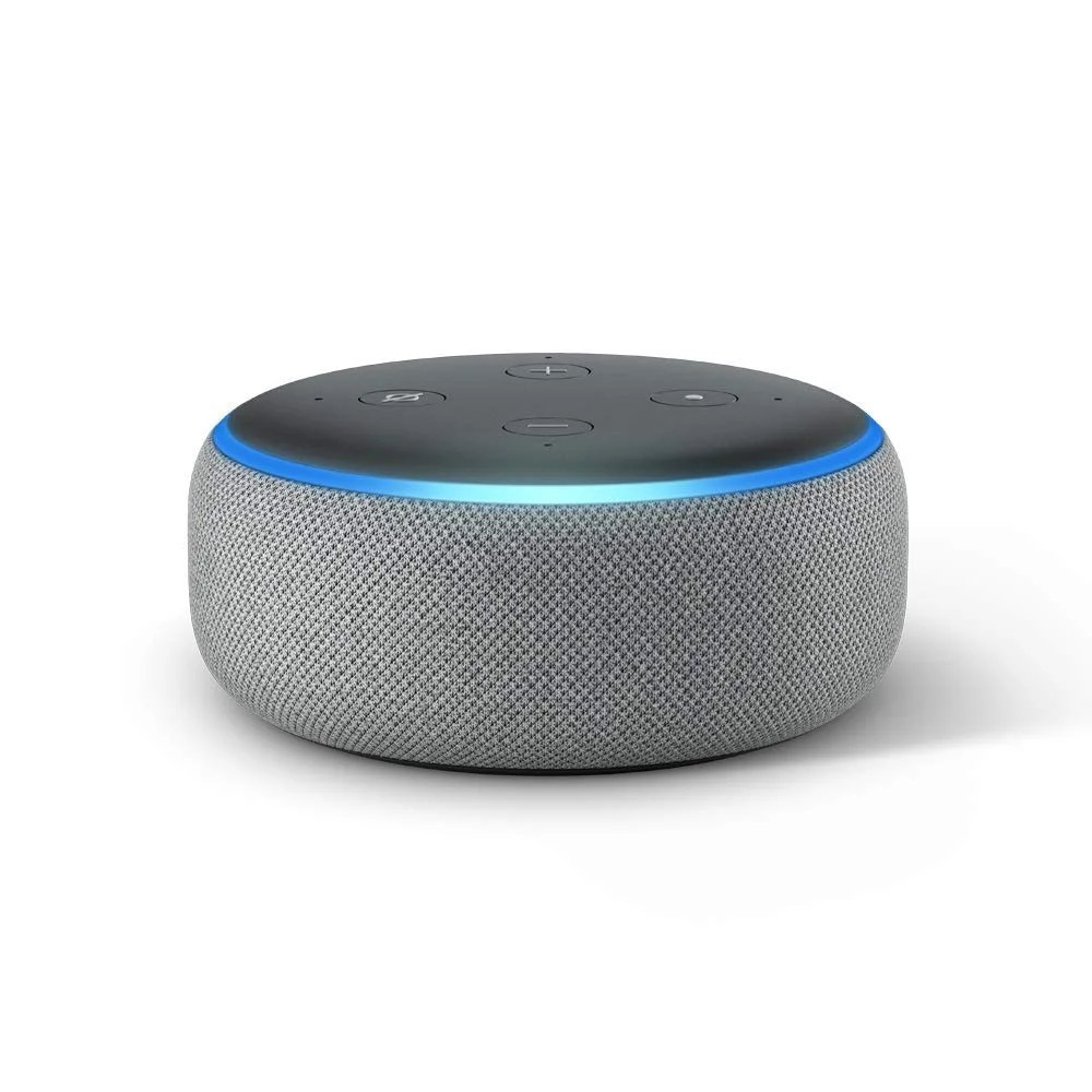 Alexa Dot Amazon Echo Dot 3rd Gen Smart Speaker With Alexa