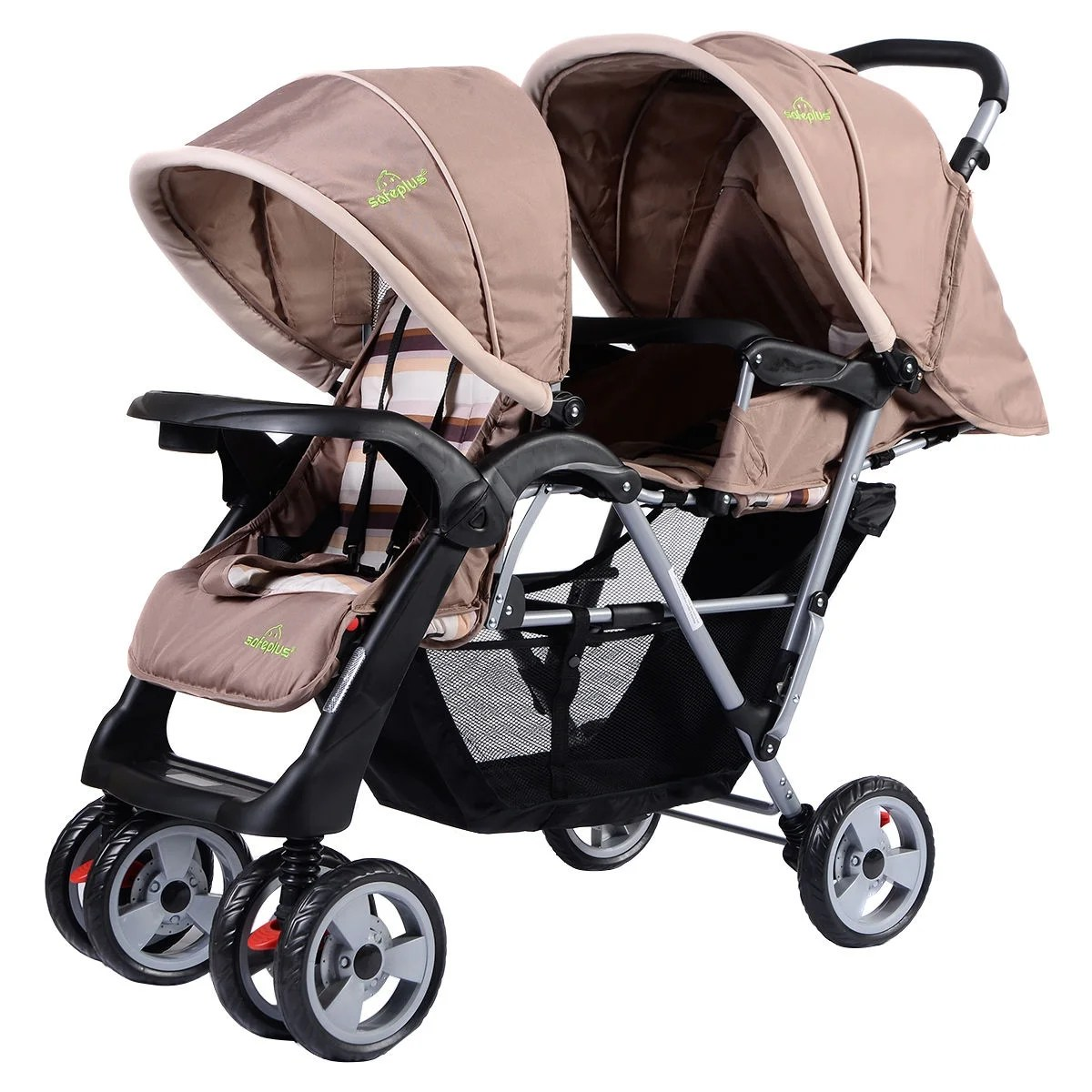 Baby And Toddler Pushchair Double