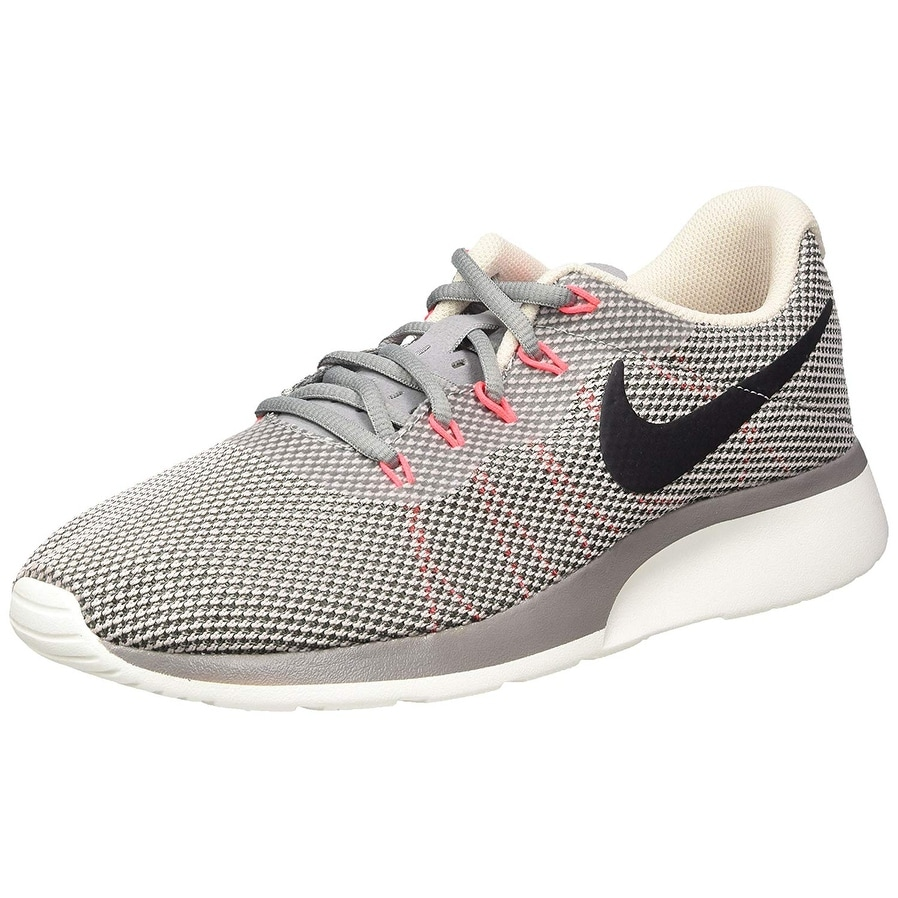 Nike Running Trainer Nike Mens Tanjun Racer Low Top Lace Up Running Sneaker