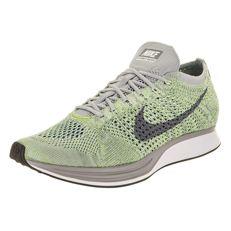 Nike Running Trainer Nike Mens Lunarepic Fabric Hight Top Lace Up Running Sneaker