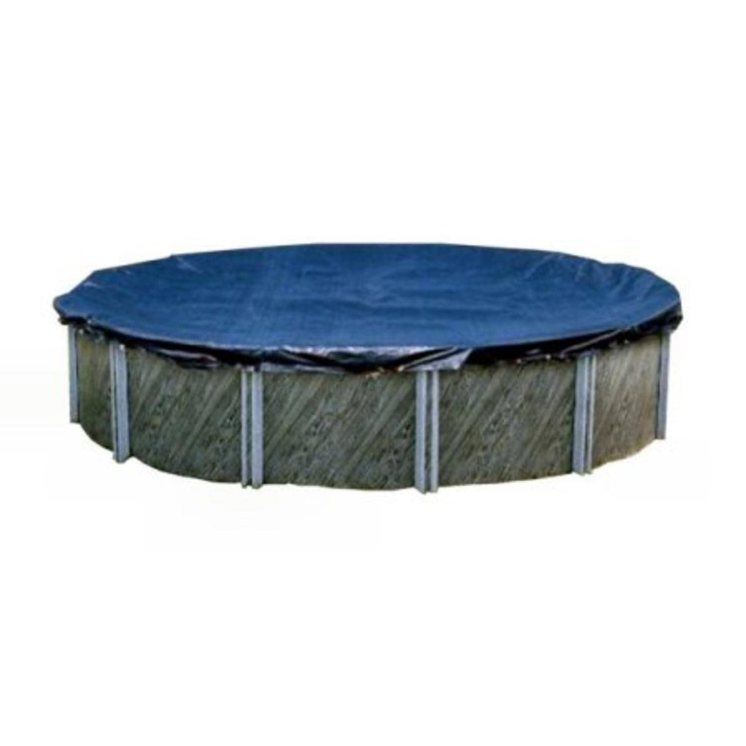 Above Ground Pool Winter Cover 24 Round Super Guard Above Ground Swimming Pool Winter Cover