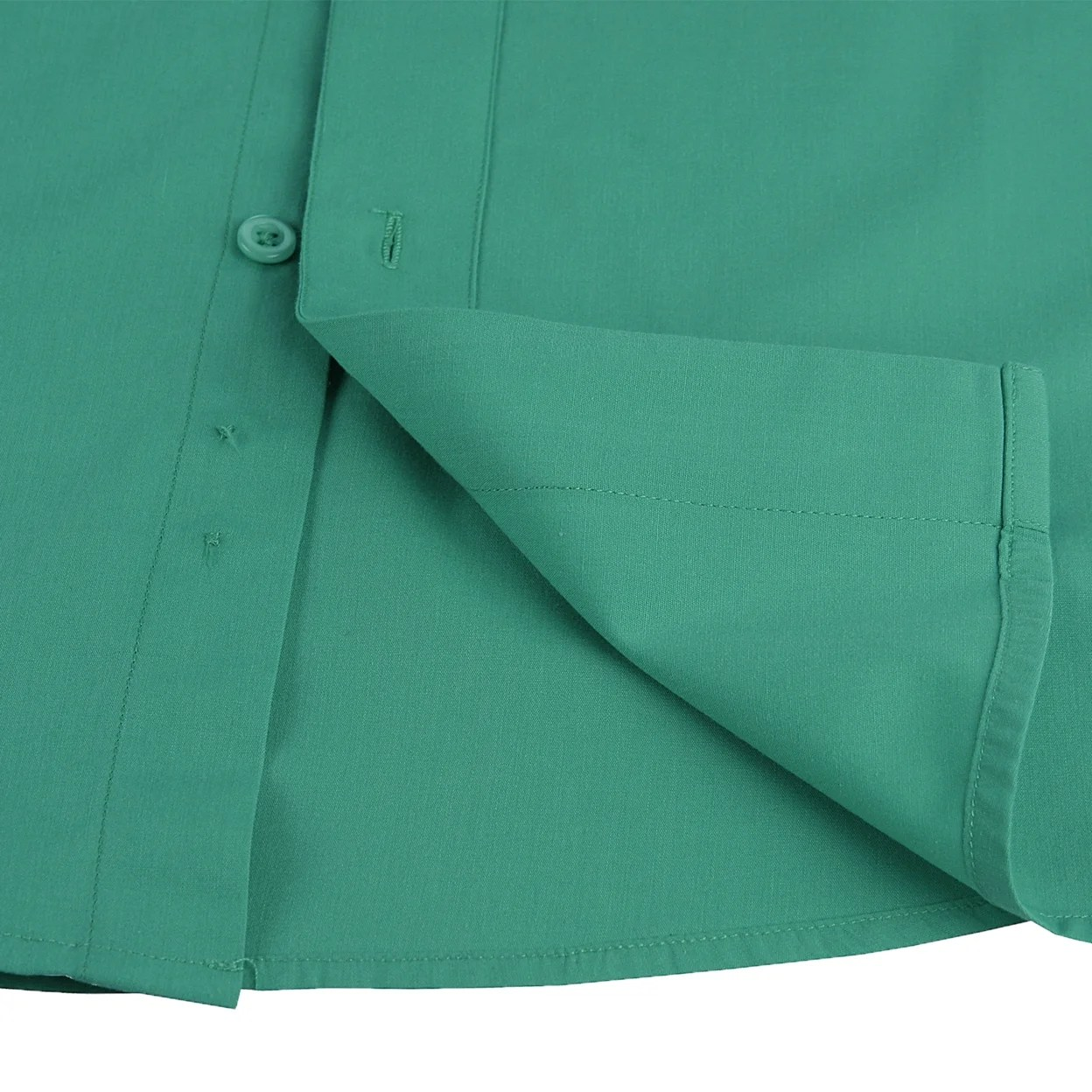 Roman Giardino Men S Dress Shirt Long Sleeve Convertible Cuffs The Italian Collar Cotton With Free Cuff Links Turquoise Overstock 31160590