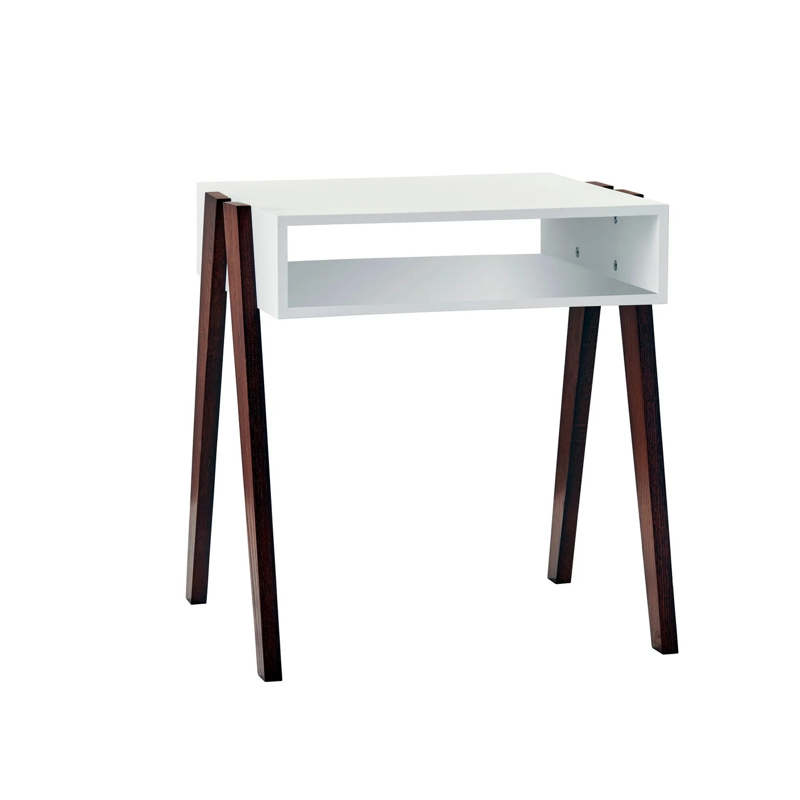 Long Wood Desk Adesso Wk3010 Laurel 21