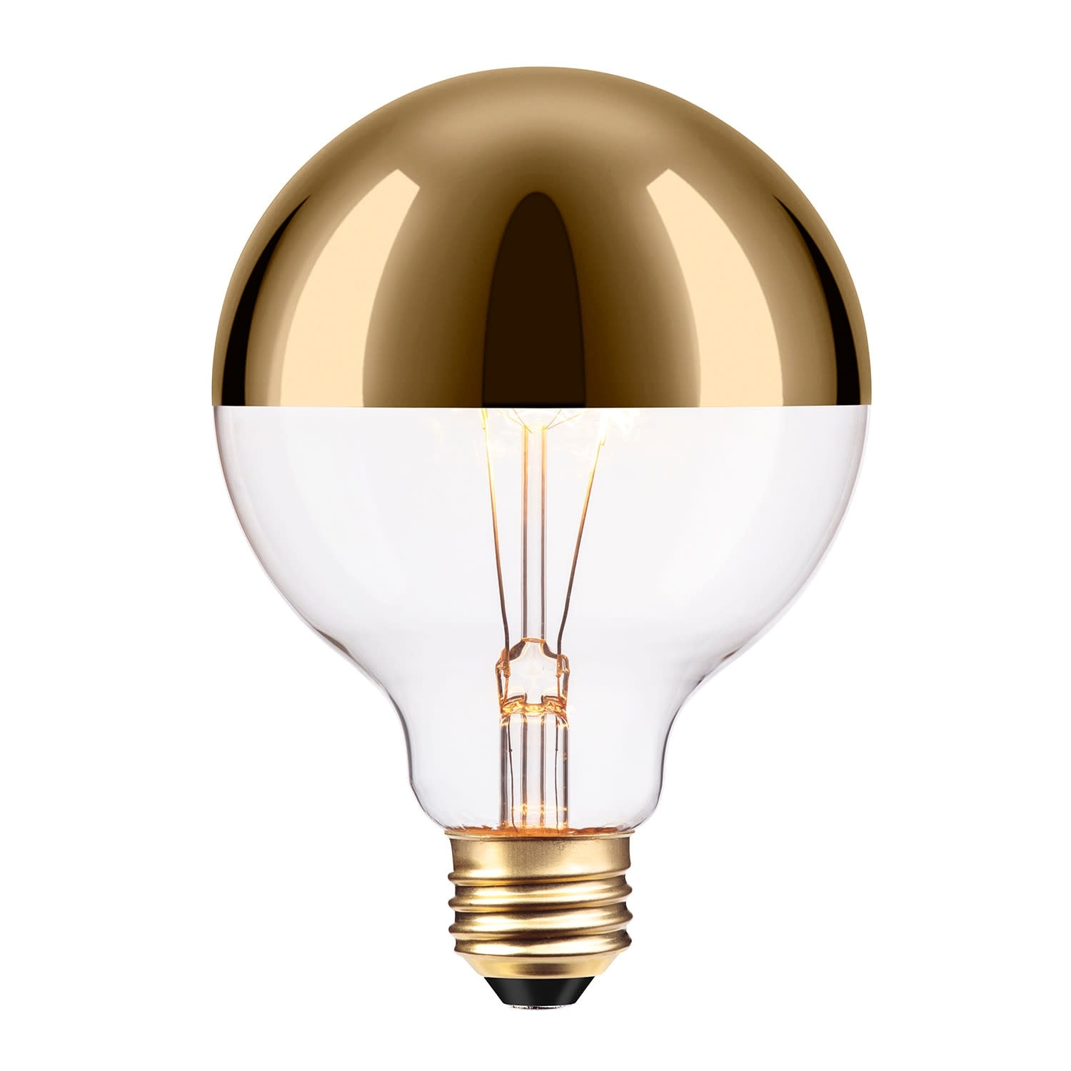 40 Watt In Lumen Globe Electric 84649 Single Oro 40 Watt G25 Medium E26 220 Lumen Vintage Incandescent Bulb Clear N A