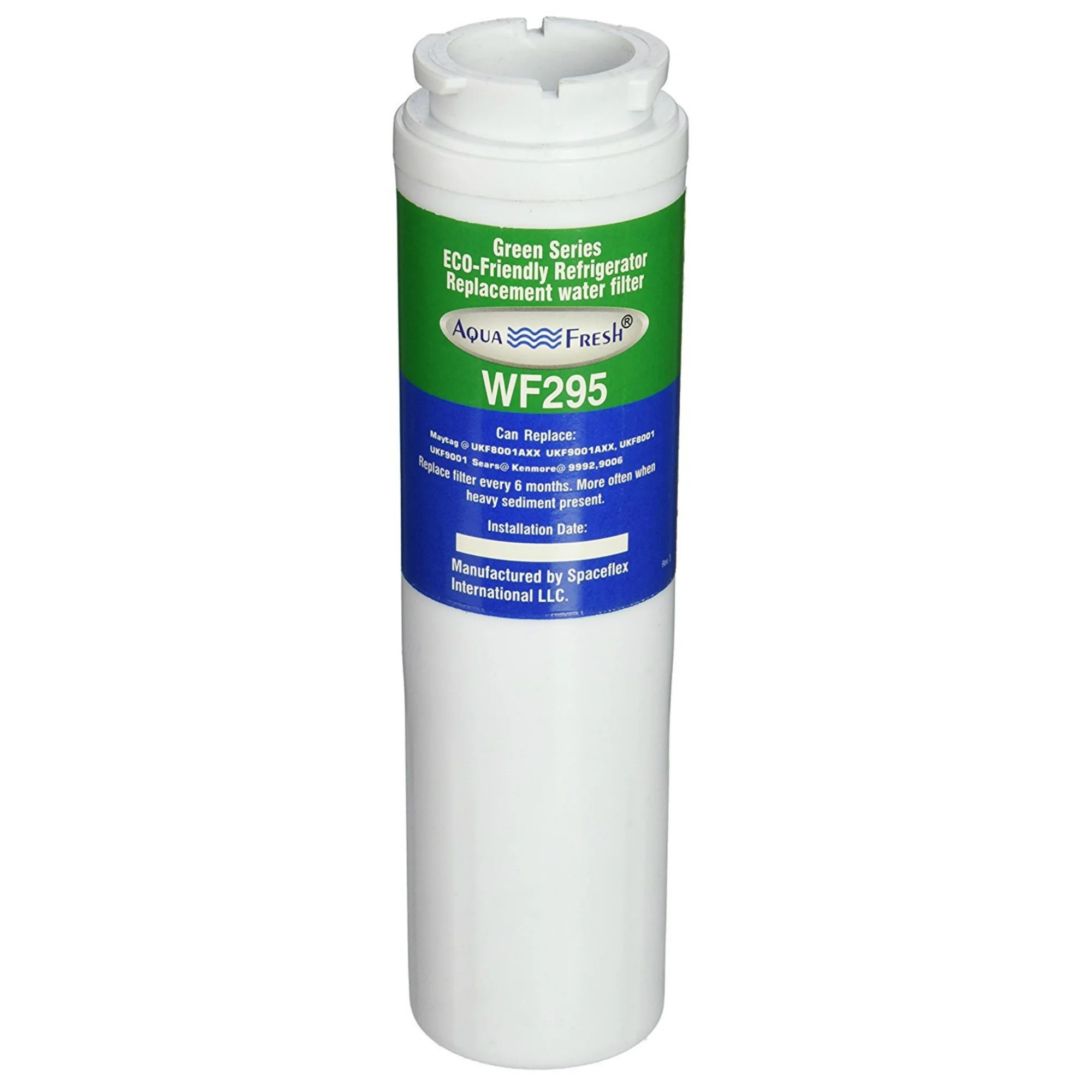 Kitchenaid Krff302ess Replacement Water Filter For Kitchenaid Krff302ess Refrigerator Water Filter By Aqua Fresh