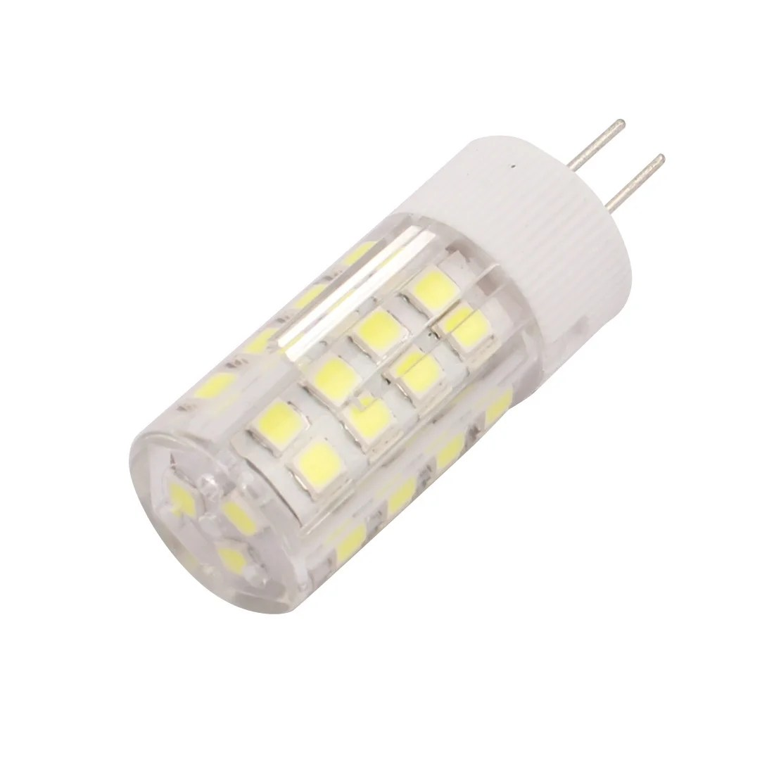 Led 220v 2 Pcs Ac 110v 220v 5w G4 2835 Smd Led Corn Light Bulb Lamp 51 Led Neutral White