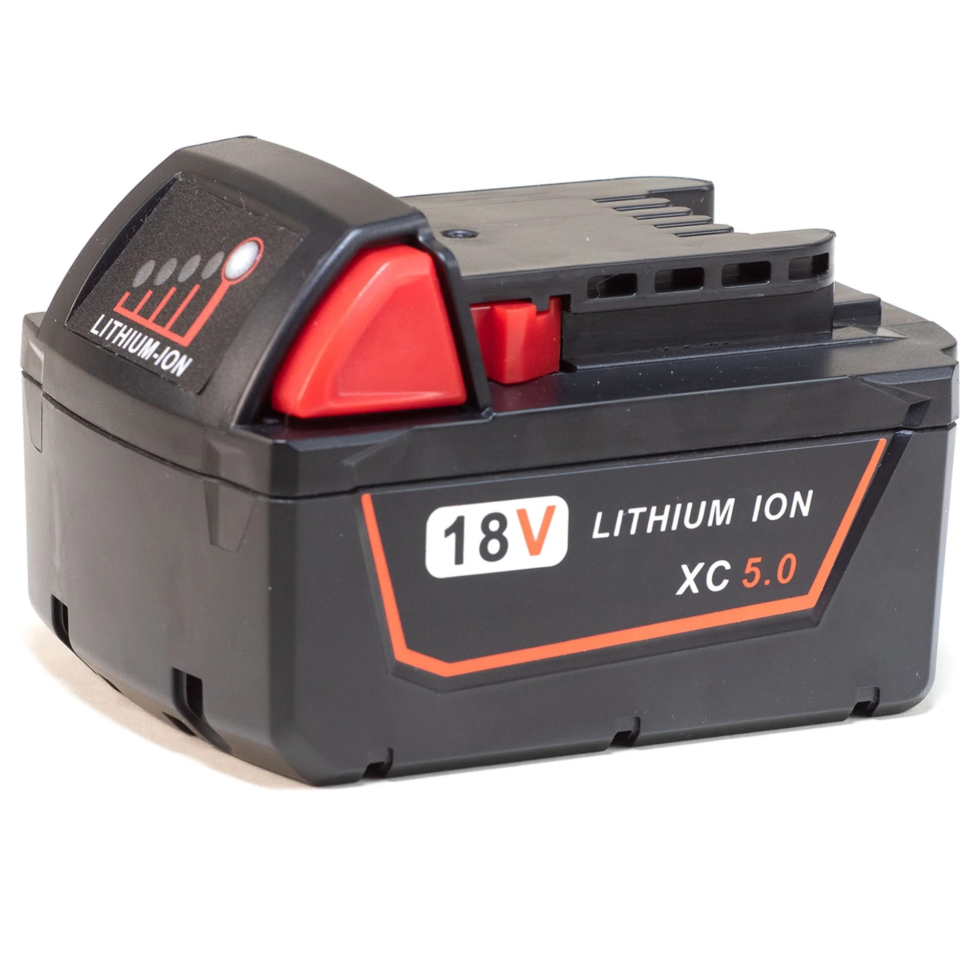 Milwaukee M18 Battery Replacement For Milwaukee M18 Battery 48 11 1850 5000mah