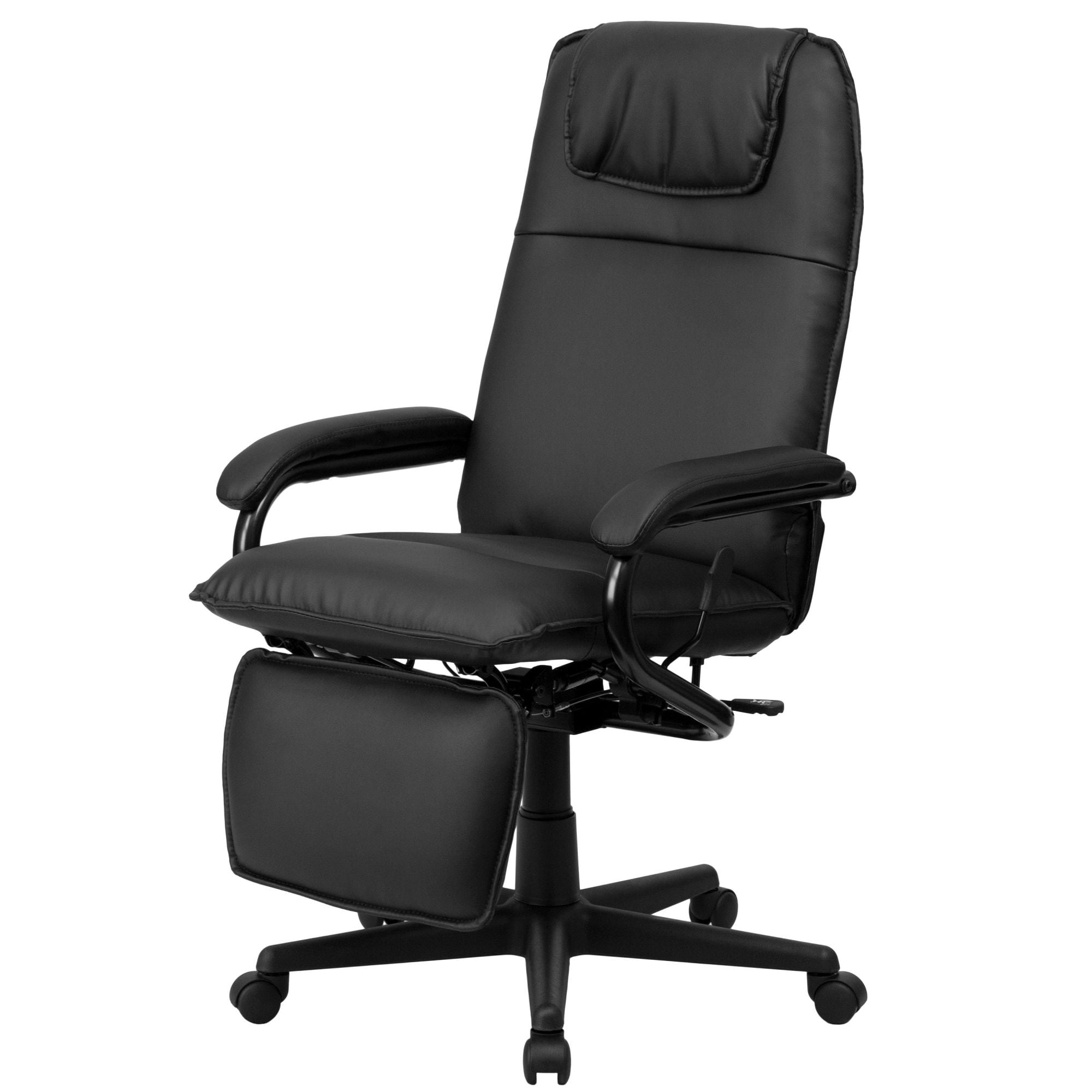 Chair Leather Reclining Swivel Delacora Ff Bt 70172 24