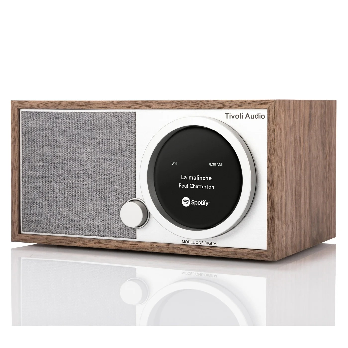 Tivoli Radio Designer Tivoli Audio Model One Digital Music System With Cube Speaker Pair
