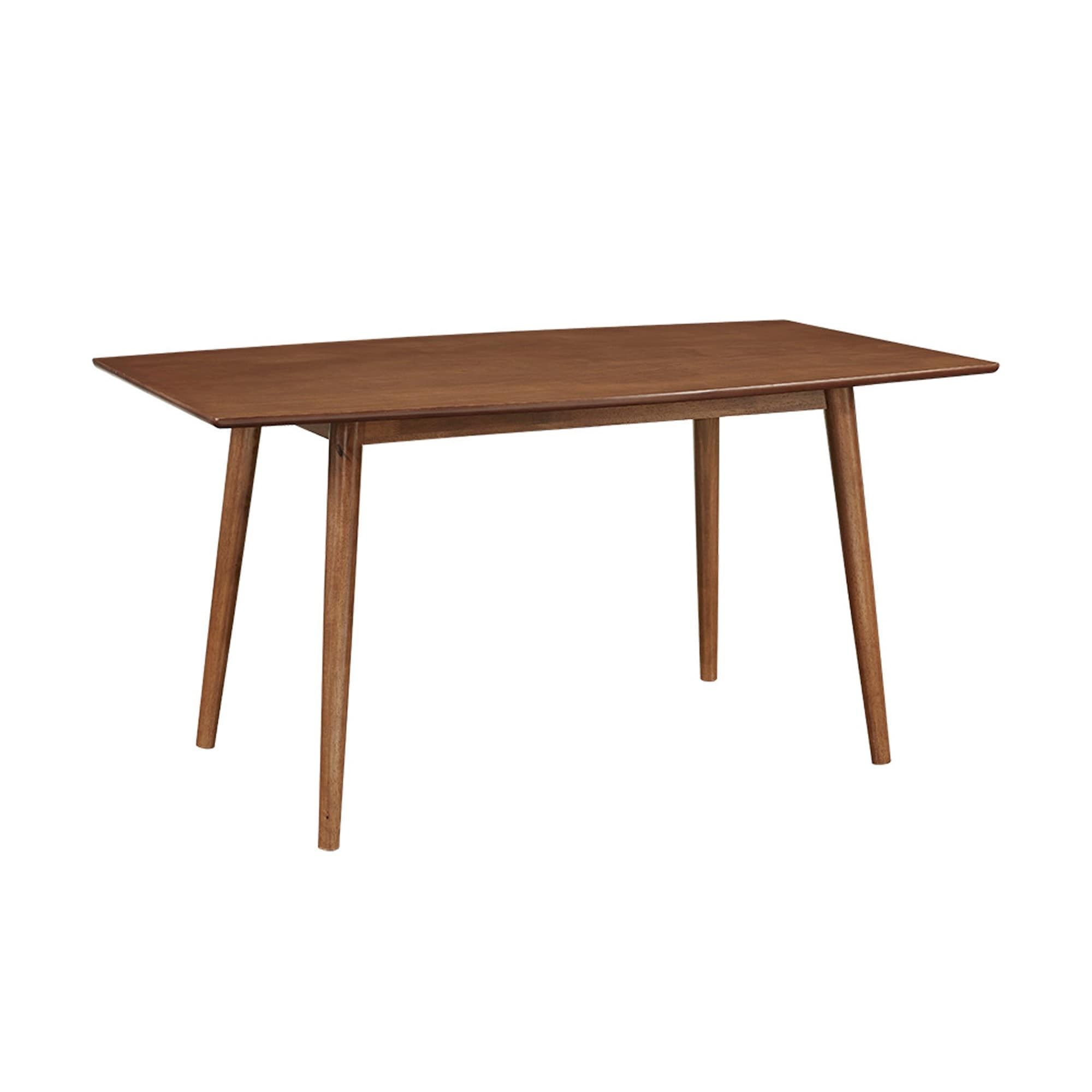 Long Wood Desk Delacora We Bdw60mc 35