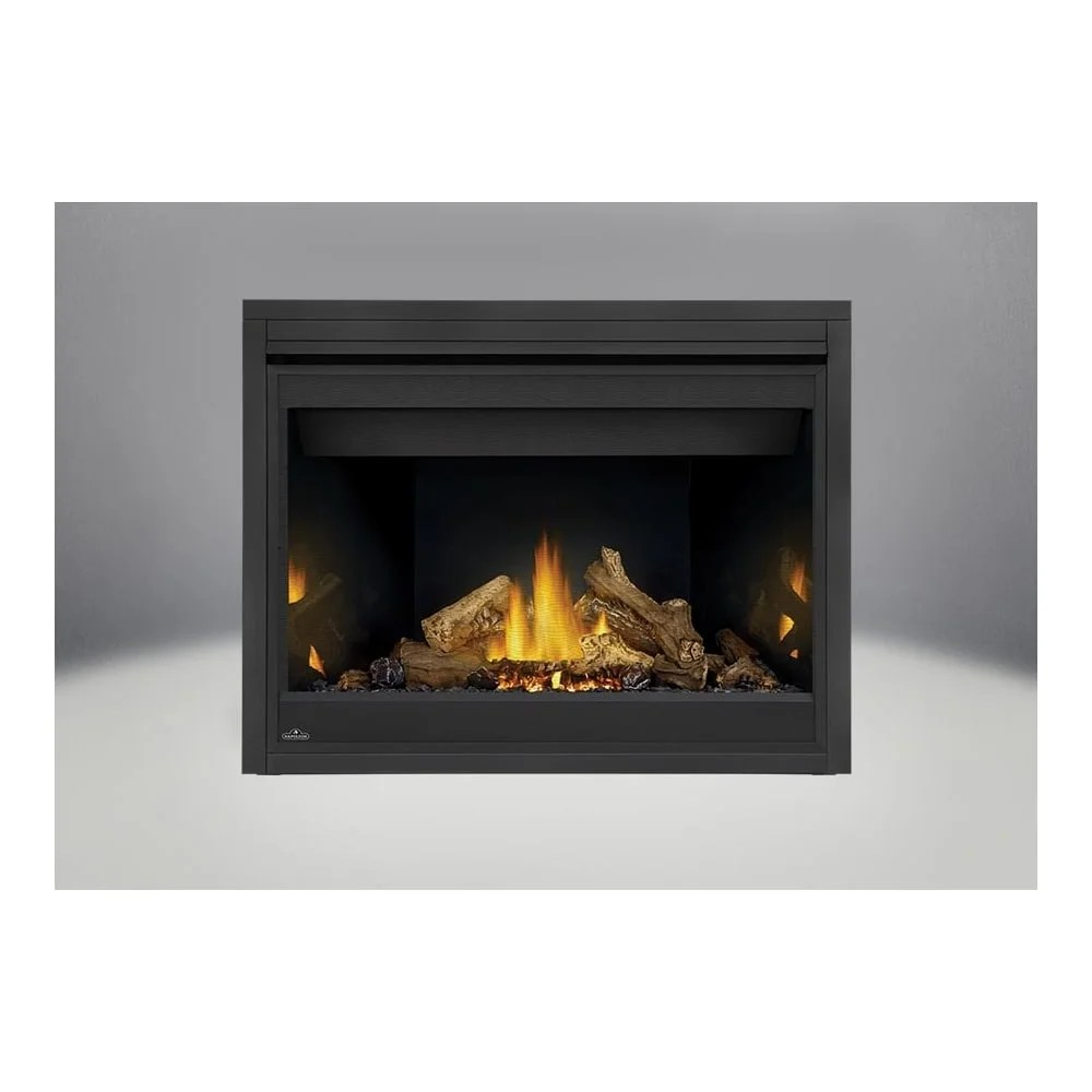 Btu Gas Fireplace Napoleon Bl46nte Ascent 22 000 Btu 46