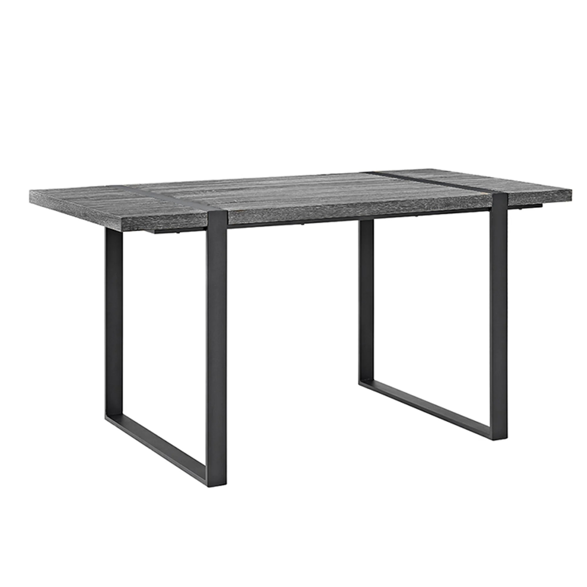 Long Wood Desk Delacora We Bdw60ubt Urban Blend 32