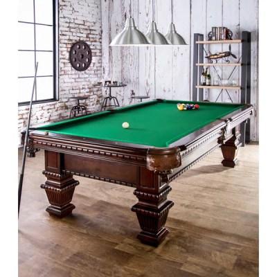 Shop Furniture of America Gibbs 8-ft Pool Table - Free ...
