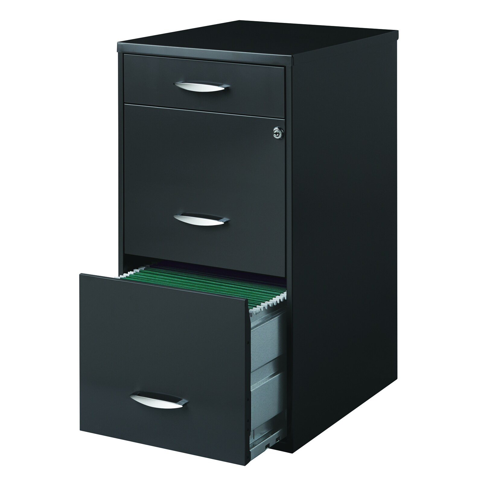 Small Filing Cabinet Details About Small Metal Filing Cabinet Slim Home Office File Runner Key Locking Three Drawer