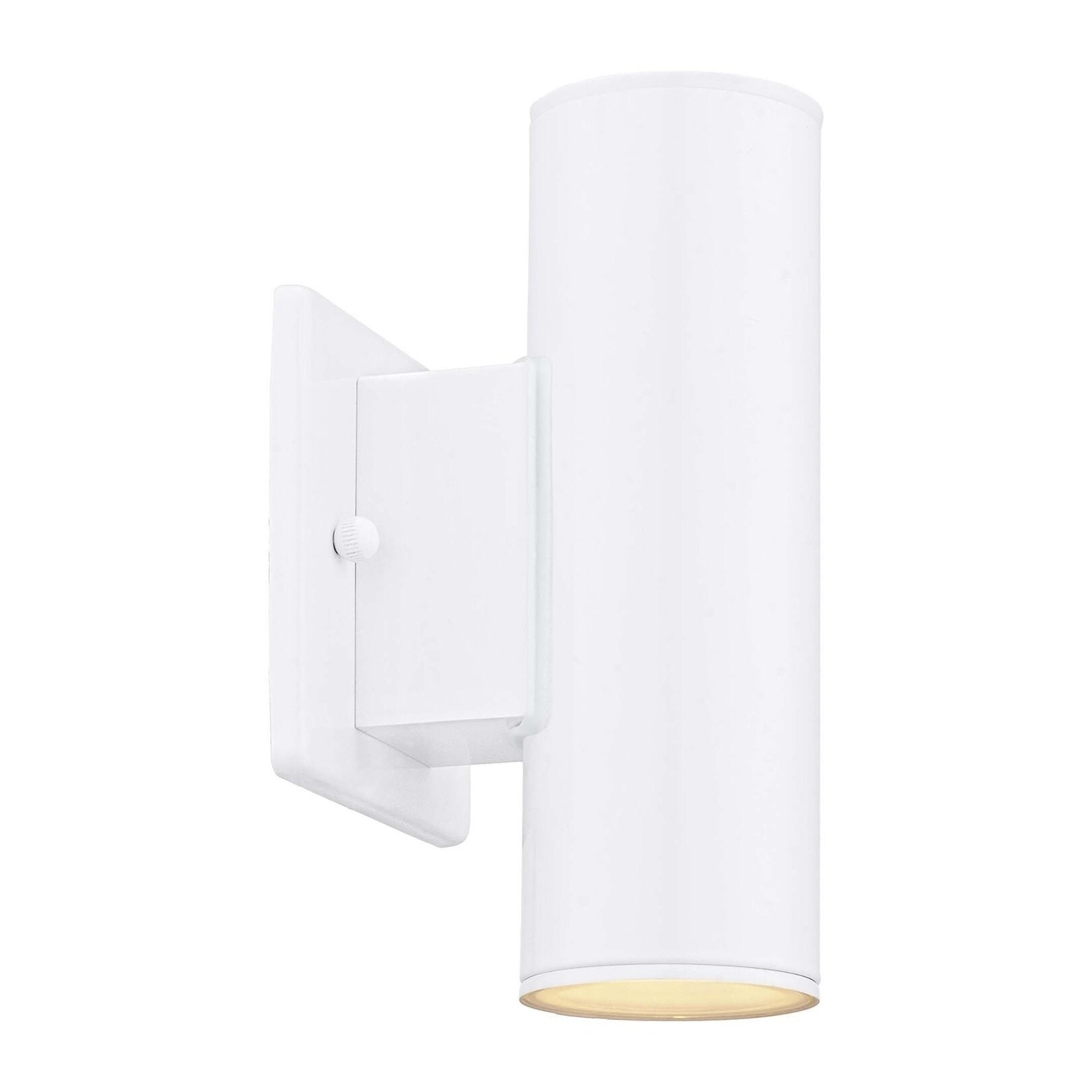 Eglo Riga Led Outdoor Wall Light Eglo Riga 2 X 50w Wall Light White