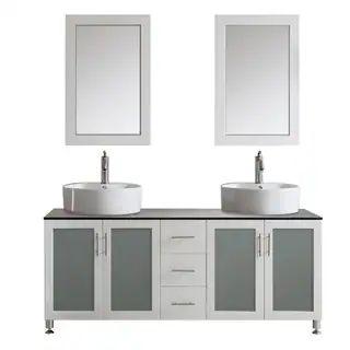 61 70 inches bathroom vanities amp vanity cabinets shop