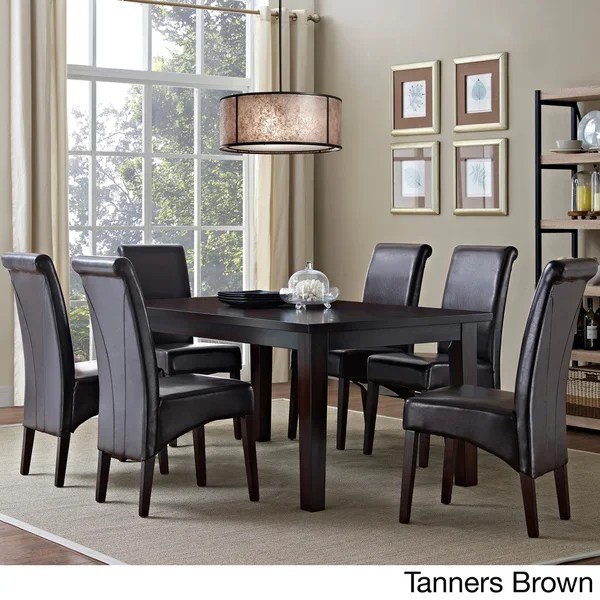 WYNDENHALL Franklin 7-piece Dining Set - Free Shipping Today - 7 piece living room set