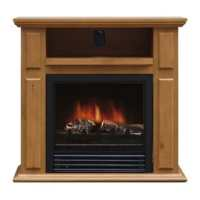 Trygve Electric Fireplace - 17702536 - Overstock.com ...