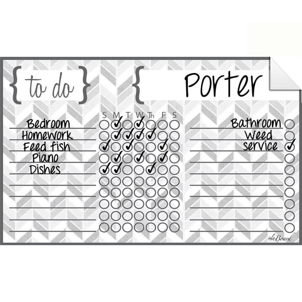 Chore Chart Ideas For Kids Easy To Make A Childrens List
