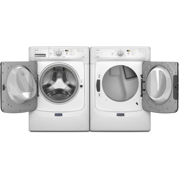 Shop Maytag Maxima Front Load Washer And Electric Dryer - Maytag Maxima Washer Reviews