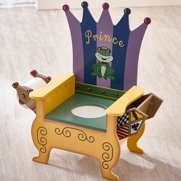 Teamson Kids Prince Potty Chair Free Shipping Today