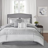 Shop Madison Park Christian 7-Piece Comforter Set - On ...