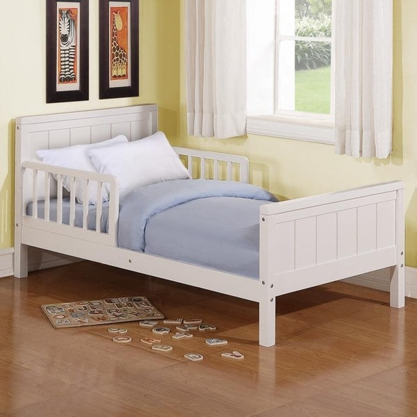 Baby Relax Toddler Bed Baby Relax White Toddler Bed Free Shipping Today