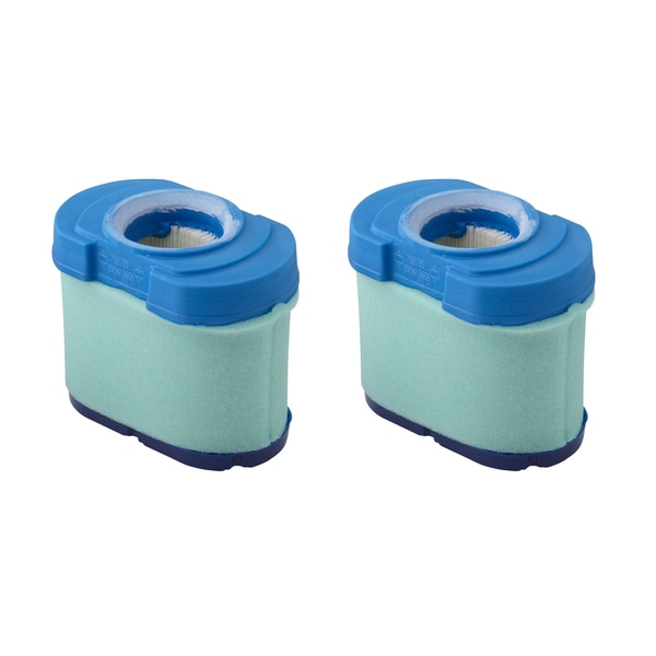 Shop 2pk Replacement Air Filter Cartridges, Fits Briggs  Stratton