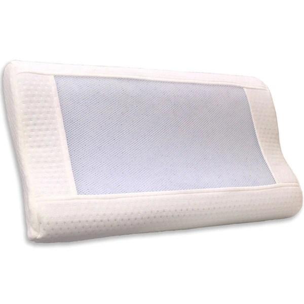 Shop Better Sleep Hypoallergenic Gel Memory Foam Contour