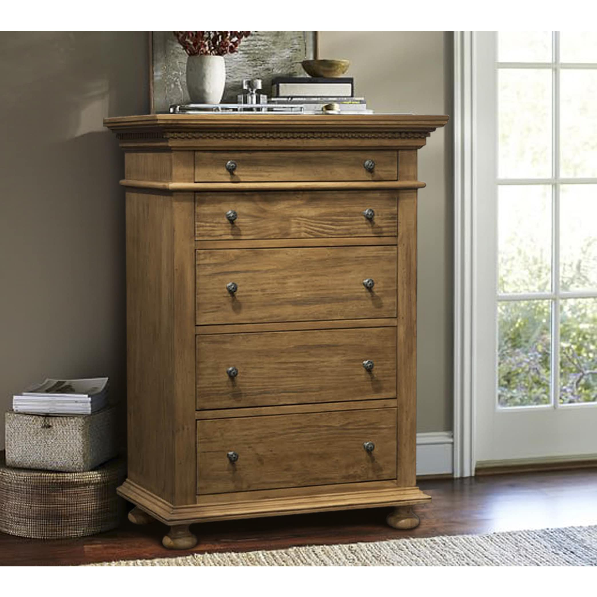 Sheesham Baum Honey Finish Rustic Furniture Shop Our Best Home Goods Deals