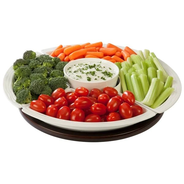 Shop \u0027Lazy Susan\u0027 Food Server - Free Shipping Today - Overstock