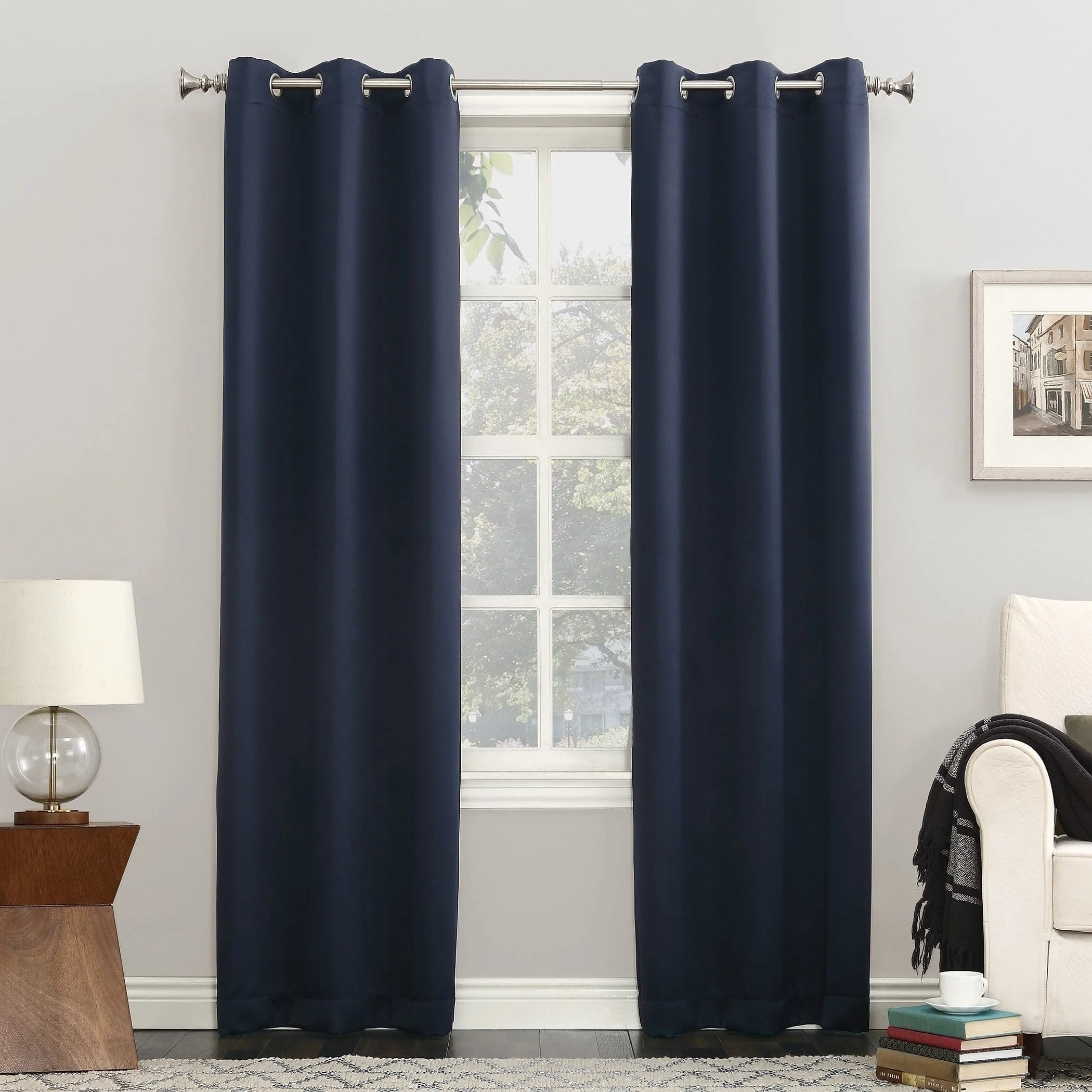 36 Inch Room Darkening Curtains Buy Blackout Curtains Drapes Online At Overstock Our Best