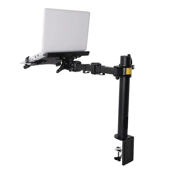 Fleximounts 2 in 1 D1l Desk Laptop Stand Mounts Fits Up To 156-inch