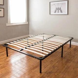 Wood Bed Frames Frames For All Sizes Overstockcom